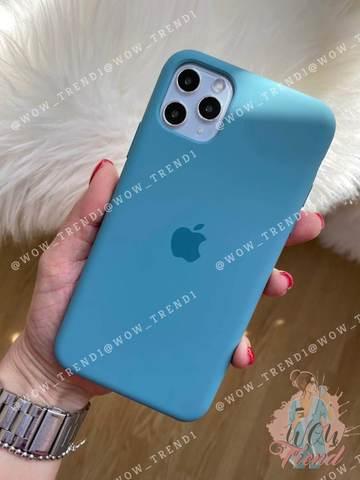 Чехол iPhone 11 Pro Silicone Case /cactus/ дикий кактус original quality