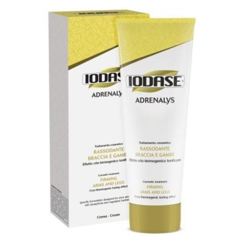 Natural Project Iodase: Крем против жировых отложений в различных зонах тела (Iodase Adrenalys), 220мл
