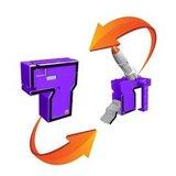 7 Трансбот Ракета Тополь (цифра семь)