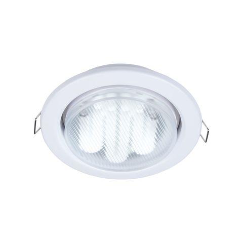 Встраиваемый светильник Maytoni Metal Modern DL293-01-W