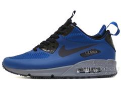 Кроссовки Мужские Nike Air Max 90 ES SneakerBoot Blue