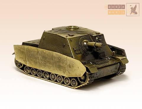 фигурка САУ Бруммбер - Sturmpanzer IV (1:100)