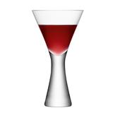 Набор из 2 бокалов для вина Moya 395 мл прозрачный LSA International G846-14-985 | Купить в Москве, СПб и с доставкой по всей России | Интернет магазин www.Kitchen-Devices.ru