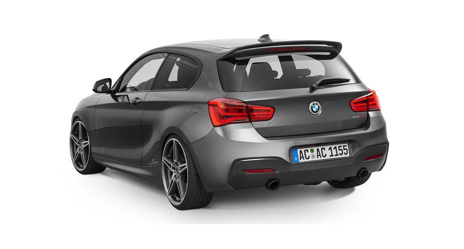 Обвес AC Schnitzer для BMW F20 M-Sport