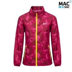 Куртка Limited Edition PINK CAMO Mac in a Sac
