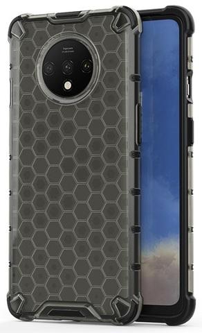 Тонированный чехол на OnePlus 7T, ударопрочный от Caseport, серия Honey