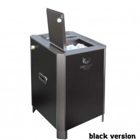 Электрическая паротермальная печь «ПАРиЖАР» 6,25 кВт BLACK VERSION