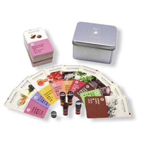 SCENTONE Visual Cards, карточки ароматов