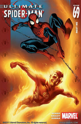 Ultimate Spider Man #69