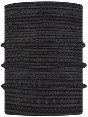 Двойной флисовый шарф-труба Buff Neckwarmer Polar Reversible Ume Grey Melange