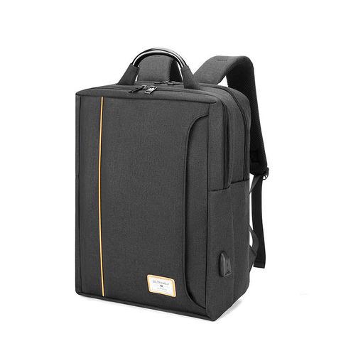 Рюкзак городской Golden Wolf GB-00379 чёрный