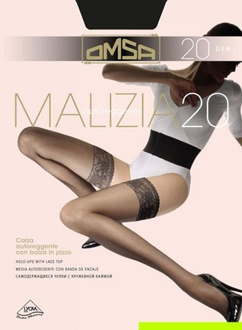 MALIZIA 20 Чулки