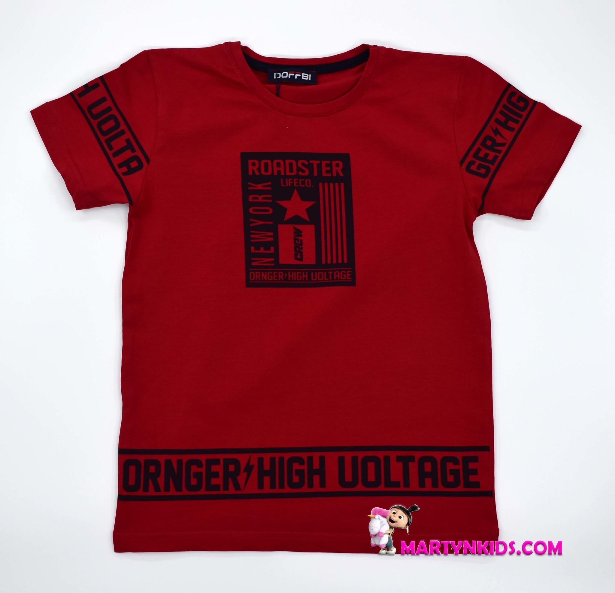 2186 футболка Молния
