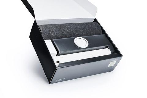 Массажный набор с вибрацией BLACKROLL® BOOSTER SLIM