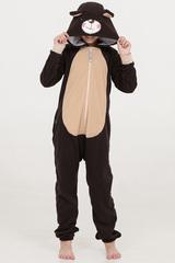 """Детская пижама-кигуруми """"Мишка бурый"""""""
