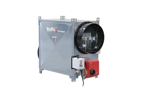 Теплогенератор подвесной - Ballu-Biemmedue Farm 235Т (400V-3-50/60 Hz)