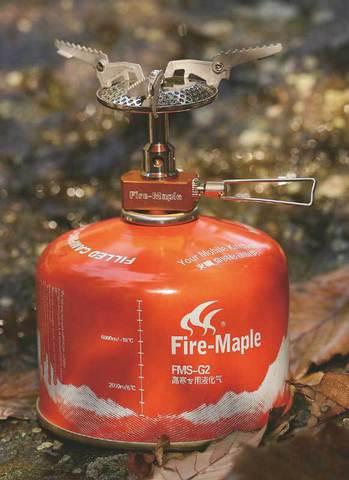 Картинка горелка туристическая Fire-Maple Mini FMS-116