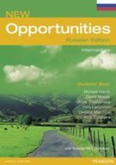 New Opportunities Russian Edition Intermediate Students' Book