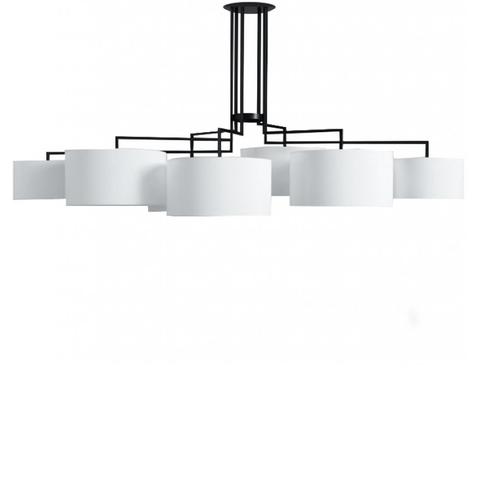 Потолочный светильник копия Noon 7 by Zeitraum (белый)