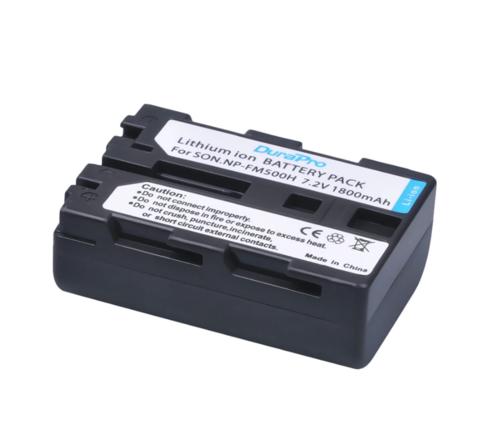 Аккумулятор Allytec NP-FM500H для Sony 1800mAh