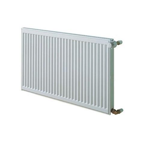 Радиатор панельный профильный KERMI Profil-K тип 22 - 400x800 мм (подкл.боковое, цвет белый)