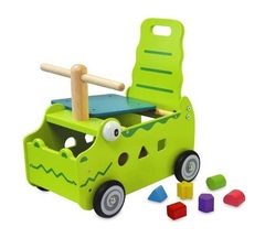 I'M Toy Деревянная каталка-сортер