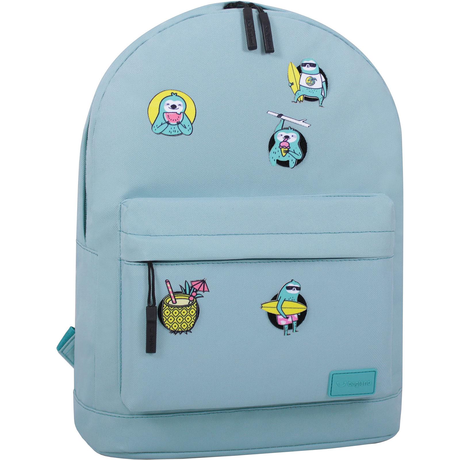 Городские рюкзаки Рюкзак Bagland Молодежный W/R 17 л. 252 Тифани (00533662 Ш) IMG_2931.JPG