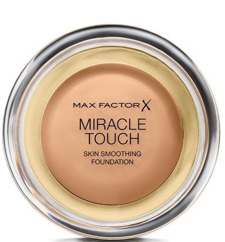 MF Miracle Touch тональная крем-пудра №80 Bronze