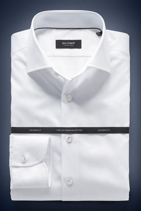 OLYMP SIGNATURE TAILORED FIT сорочка с длинным рукавом