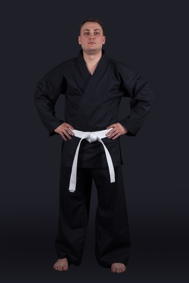 Кимоно / Доги Кимоно BFS - Black / Medium 1.jpg