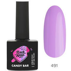 Гель-лак RockNail Candy Вar 491 Muffin At The M...
