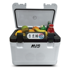 Термоэлектрический автохолодильник AVS CC-19WBC 19л 12V/24V/220V