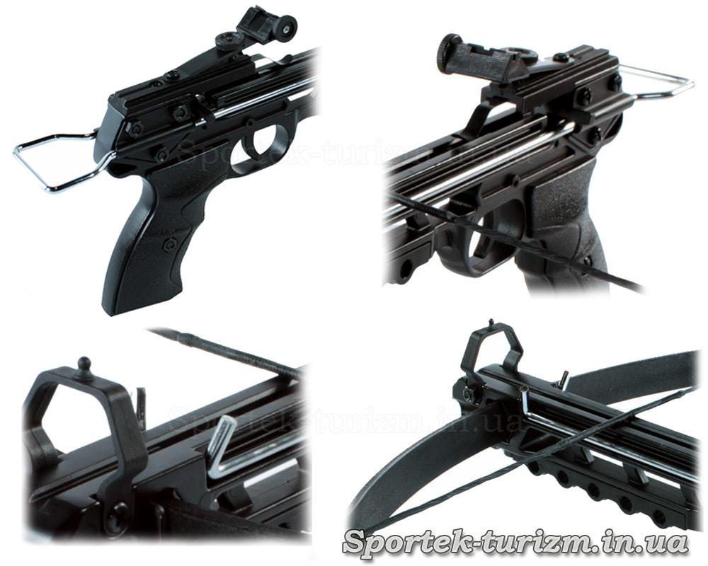 Види пістолетного арбалета Man Kung MK-50A1