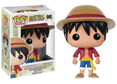 Фигурка Funko POP! Vinyl: One Piece: Monkey D. Luffy 5305