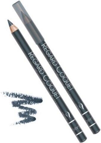 Карандаш устойчивый для глаз темно-серый (графит) Vivienne Sabo Regard Coquet 402