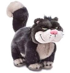 Золушка мягкая игрушка кот Люцифер
