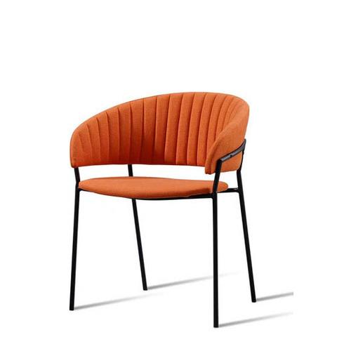 Стул-кресло Phoebe by Light Room (оранжевый)