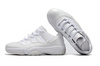 Air Jordan 11 Retro Low 'Pure Platinum'