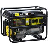 Бензиновый генератор Huter DY9500L - фотография