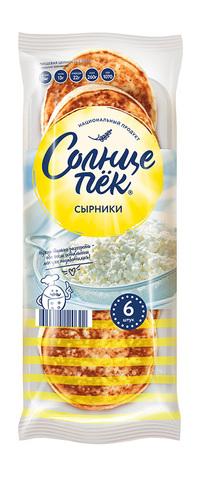 """Сырники """"Сибирский гурман"""" Солнцепек по-домашнему 330 г"""
