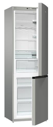 Двухкамерный холодильник Gorenje NRK6191GHX4