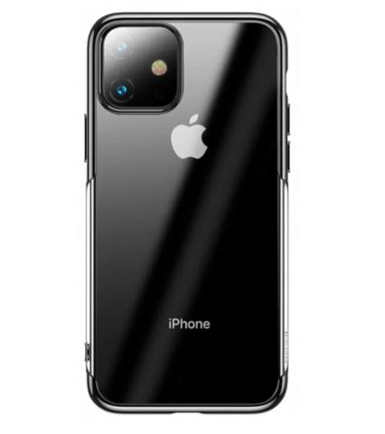 Чехол Baseus Shining Case For iPhone 11 Pro Max, Черный