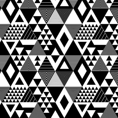 Графичные треугольники