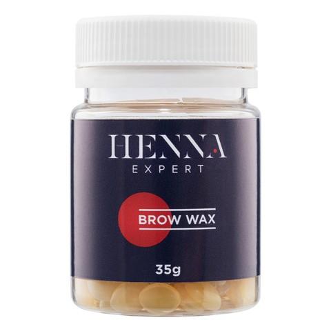Воск для коррекции бровей HENNA EXPERT 35гр