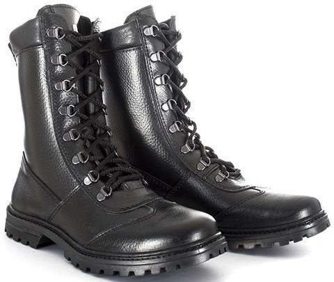 Ботинки Ратник ХСН глухой клапан (зима - натуральный мех)Артикул: 5000-1