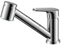 Смеситель для кухни Damixa Origin Evo 820710000 с вытяжным душем