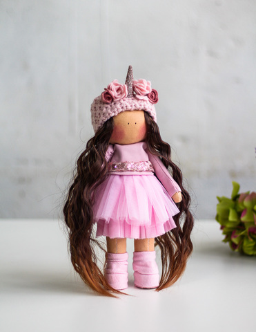 Лялька Яся - Collection Funny dolls