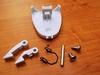 Ручка люка стиральной машины ZEROWATT / CANDY (ремкомплект) 90473547