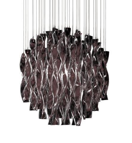 Подвесной светильник копия AURA by AXO LIGHT D 60 cm (дымчатый)