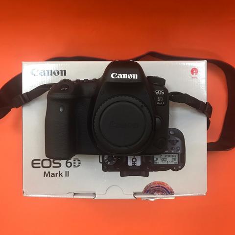 Canon 6d mark 2 Рст (2 года гарантии от производителя)  Комиссия